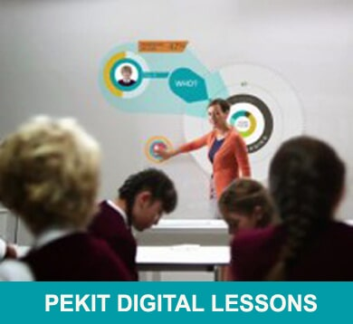 Pekit Digital Lessons